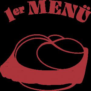 1er menue logo